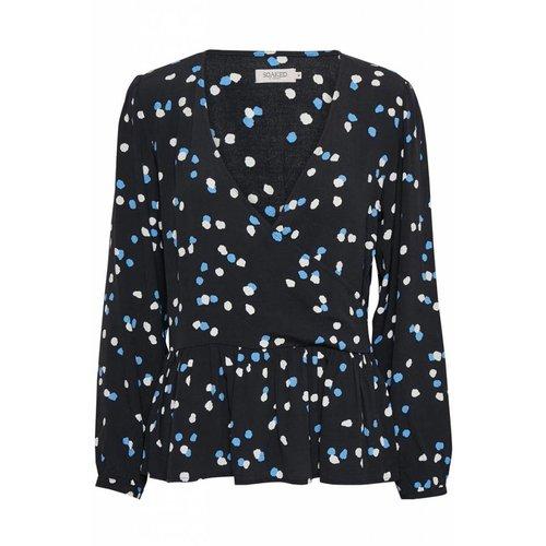 SOAKED - margot blouse
