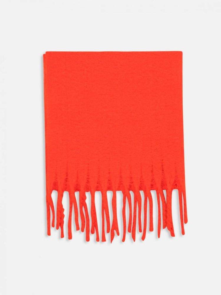 SISTERS POINT SISTERS POINT - Sjaal oranje