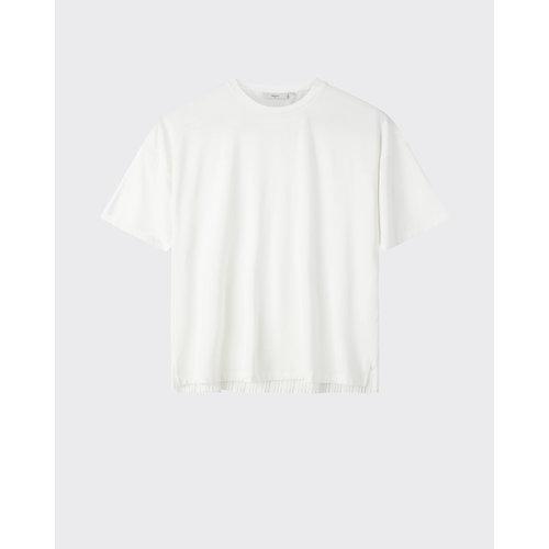 MINIMUM MINIMUM - T-shirt rica wit