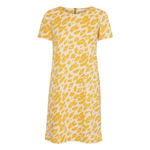 ICHI ICHI - Ihkate dress geel