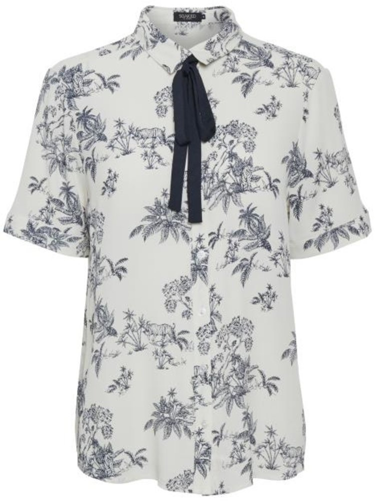SOAKED IN LUXURY - Mimi shirt