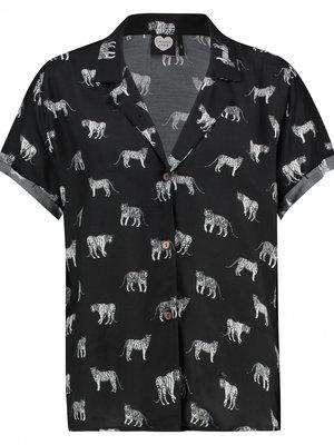 CATWALK JUNKIE CATWALK JUNKIE - Mono tiger blouse