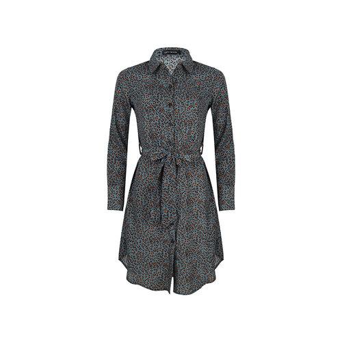 LOFTY MANNER LOFTY MANNER - Winona jurk blauw