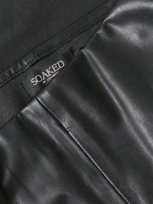 SOAKED IN LUXURY - Kaylee legging zwart