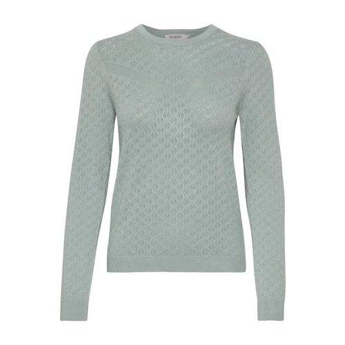 SOAKED IN LUXURY - Menika jumper mint