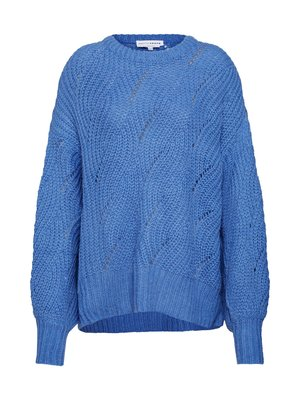 NATIVE YOUTH NATIVE YOUTH - The adele wool trui blauw