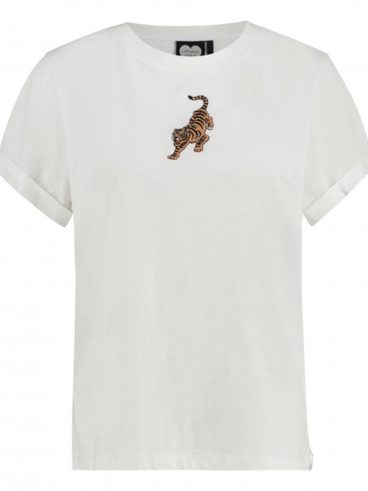 CATWALK JUNKIE CATWALK JUNKIE - T-shirt tiny tiger