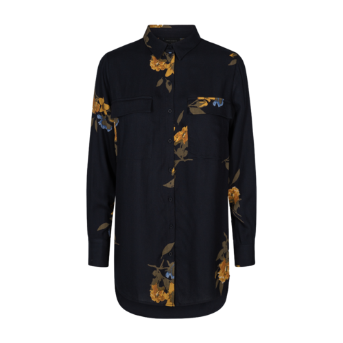 FREEQUENT FREEQUENT - Hoxi blouse salute mix