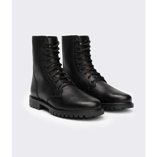 TD LEATHERBOOTS - Keff high