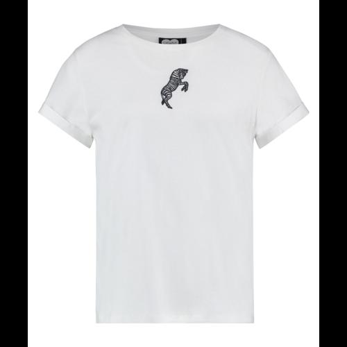 CATWALK JUNKIE CATWALK JUNKIE - Tiny zebra t-shirt