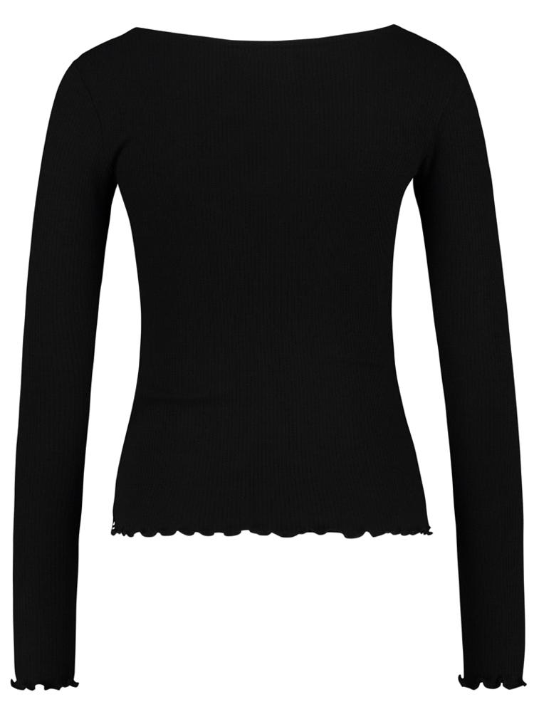 CATWALK JUNKIE CATWALK JUNKIE - Kylie shirt zwart
