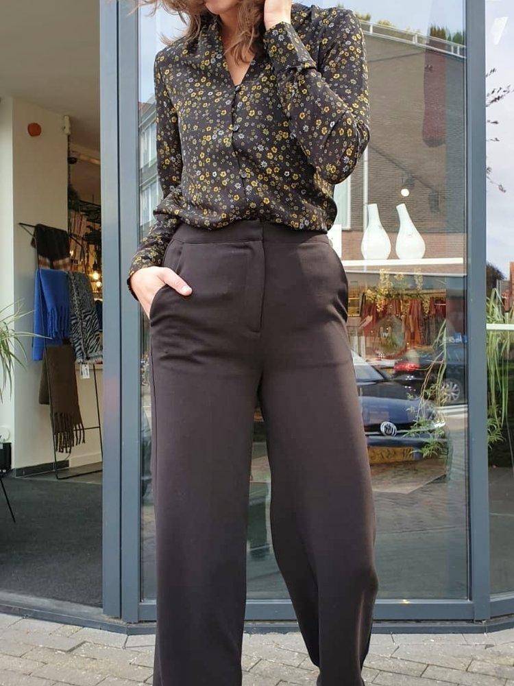 ANOTHER LABEL - Moore pants zwart