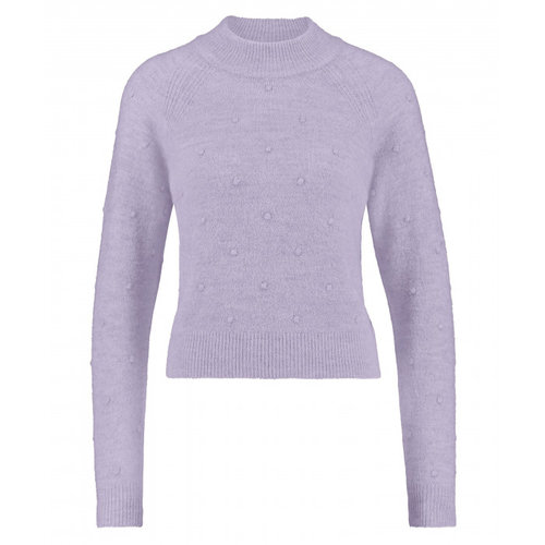 CATWALK JUNKIE CATWALK JUNKIE - knit dot lavendel