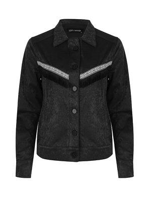 LOFTY MANNER LOFTY MANNER - Jacket alba zwart