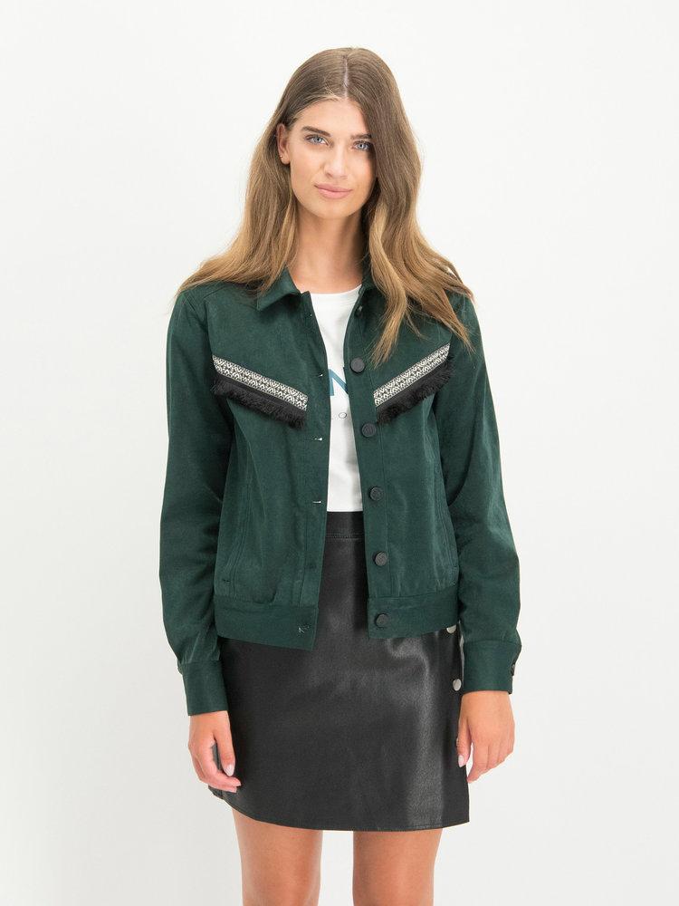 LOFTY MANNER LOFTY MANNER - Jacket alba groen
