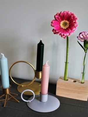 HOUSEVITAMIN - Candle holder circles