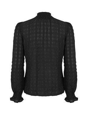 LOFTY MANNER LOFTY MANNER - Secca blouse zwart