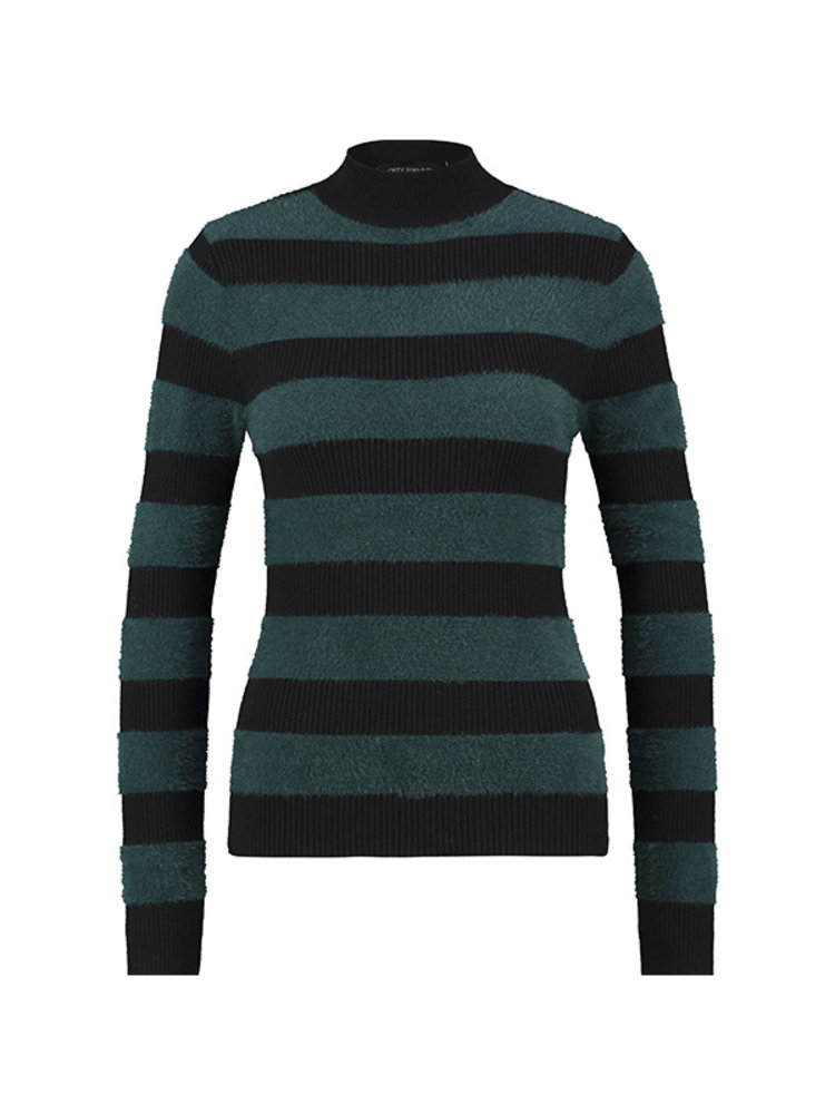 LOFTY MANNER LOFTY MANNER - Betty sweater groen
