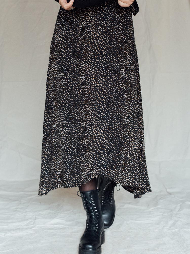 THINGS I LIKE THINGS I LOVE THINGS I LIKE THINGS I LOVE - Maci maxi skirt black tiger