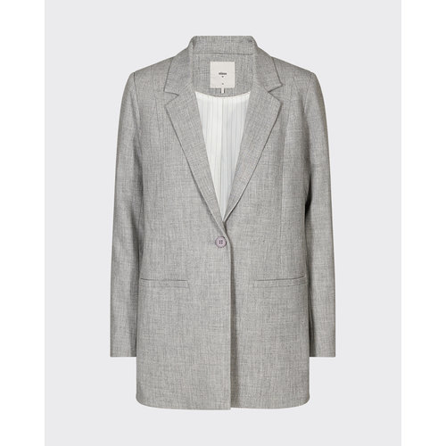 MINIMUM MINIMUM - Tara blazer light grey mela