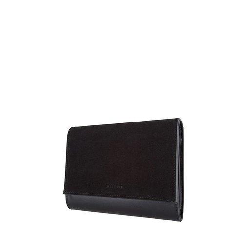MAE & IVY - charles suede crossbody bag