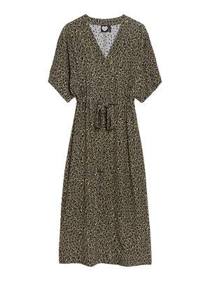 CATWALK JUNKIE CATWALK JUNKIE - Juicy leopard jurk