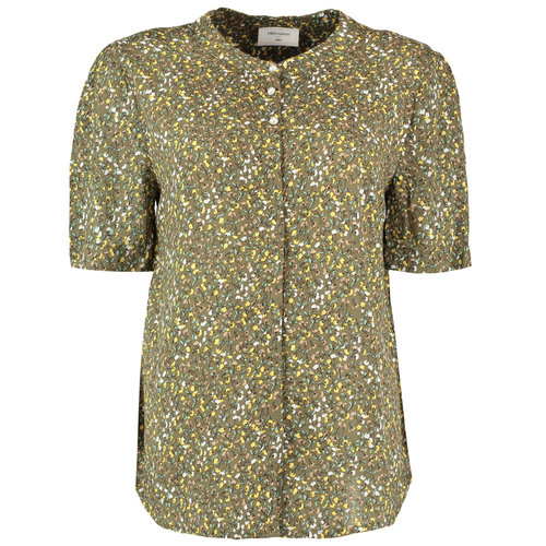 FREEQUENT FREEQUENT - Any blouse groen