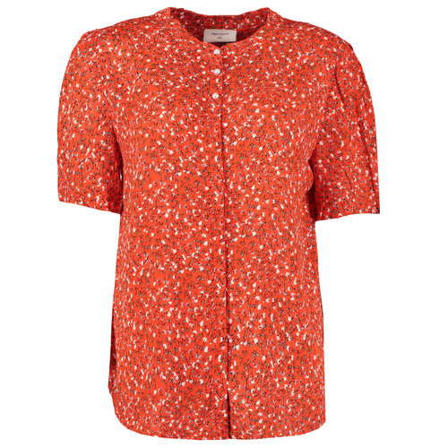 FREEQUENT FREEQUENT - Any blouse rood
