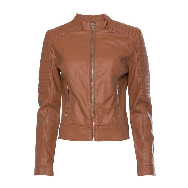 SISTERSPOINT - Duna jacket bruin