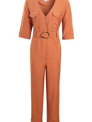 NATIVE YOUTH NATIVE YOUTH - Phelps jumpsuit caramel