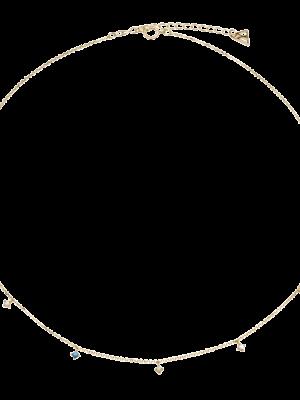 PDPAOLA PDPAOLA - Navy gold ketting