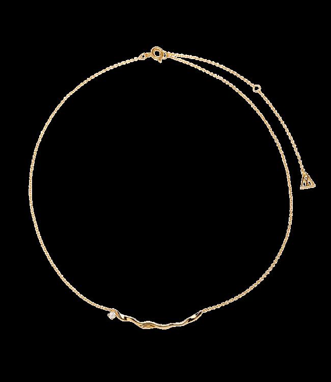 PDPAOLA - Haru gold ketting