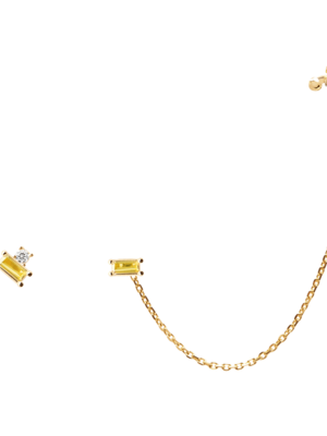 PDPAOLA PDPAOLA - Maka earrings
