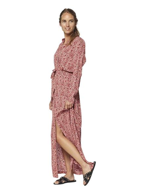 CIRCLE OF TRUST CIRCLE OF TRUST - Lianne maxi dress roze