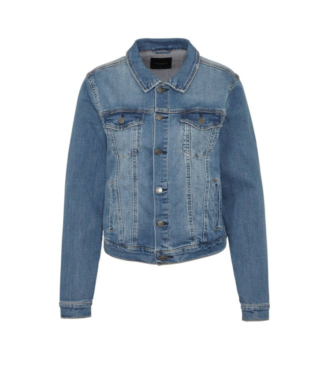 FREEQUENT - Rock jacket demin