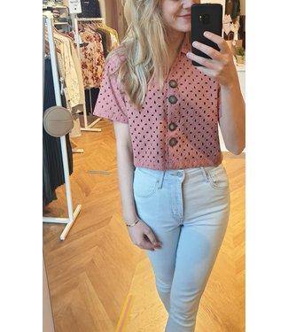 NATIVE YOUTH NATIVE YOUTH - Brianna blouse