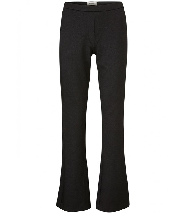 MODSTROM - Tanny flare pants zwart