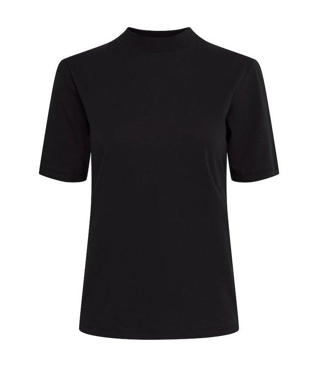 ICHI - Ihrania t-shirt zwart