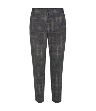 FREEQUENT FREEQUENT - Nanni ankle pants slit chuck caramel cafe mix