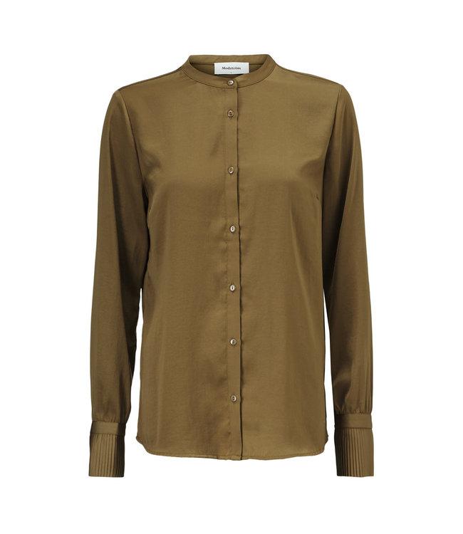 Modström - Foster shirt bronze