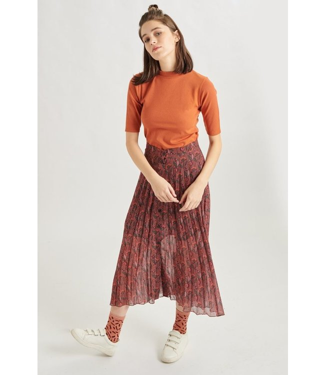 24COLOURS - Rok patterned