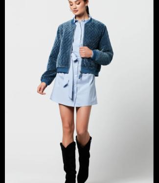 RUT & CIRCLE RUT & CIRCLE - Blair bomber jacket