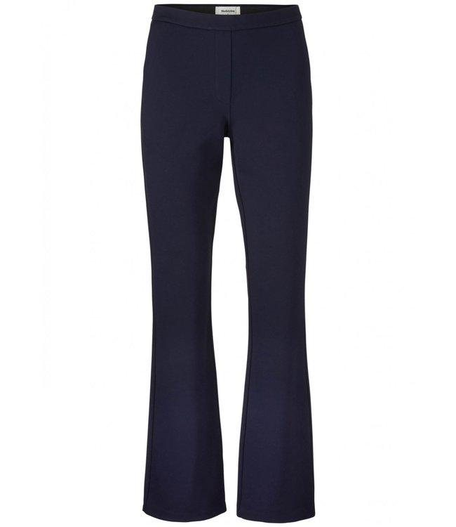 MODSTRÖM - Tanny flare pants blauw