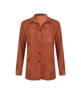 LOFTY MANNER LOFTY MANNER - blouse aurelia oranje