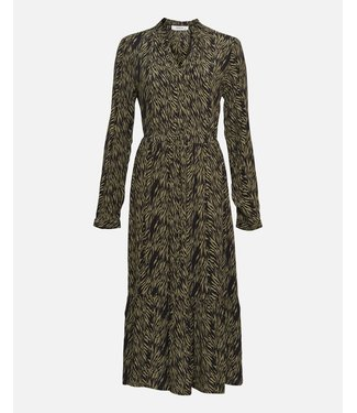 Moss Copenhagen Calie morocco jurk