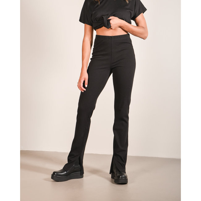 Katie Split Jeans