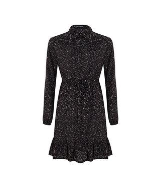 LOFTY MANNER Gaby jurk zwart