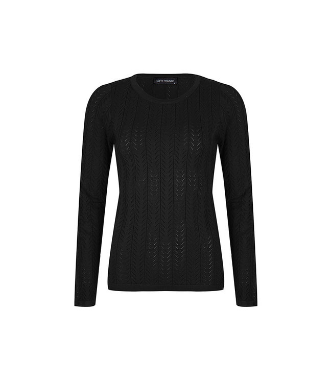 Ayla sweater black