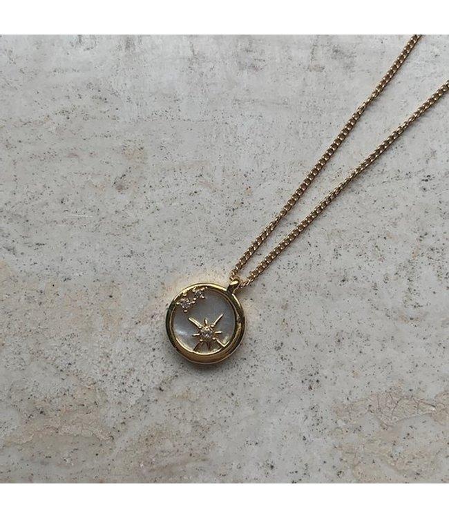 ROCKY ROSA - Anna necklace