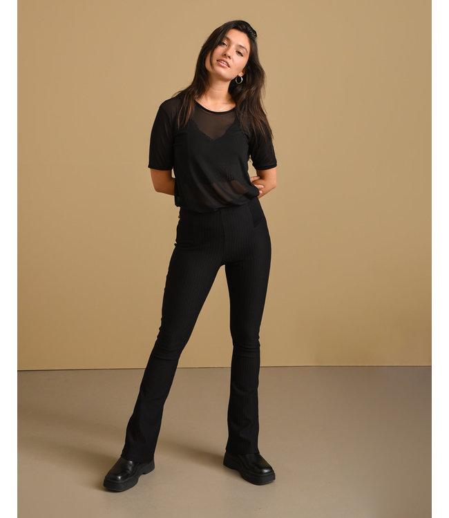 THINGS I LIKE THINGS I LOVE - Ruby flair legging zwart